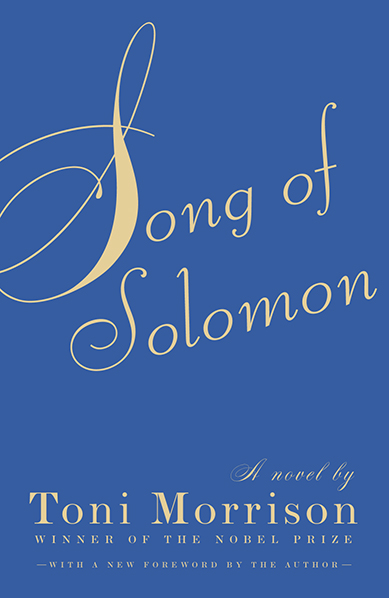 """Song of Solomon"""