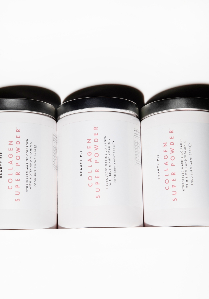 Beauty Pie introduces supplements