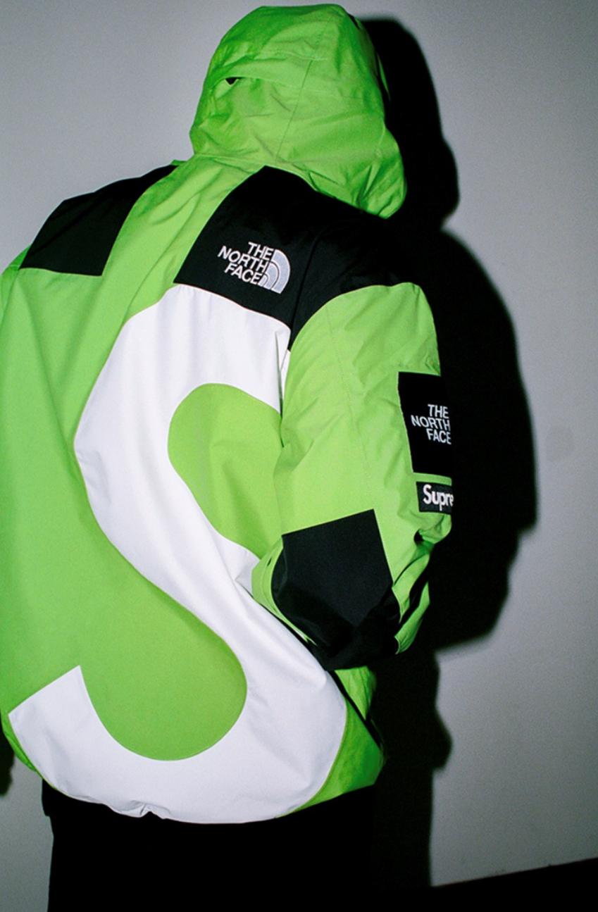 supreme north face jacket