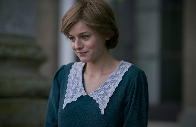 How 'The Crown' Re-created Princess Diana's Wardrobe for the Fourth Season