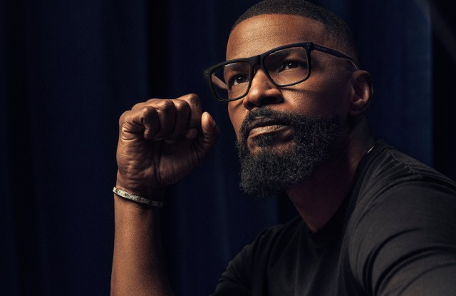 Jamie Foxx for Prive Revaux.