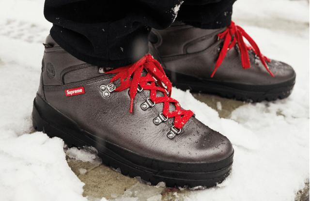 supreme timberland boot