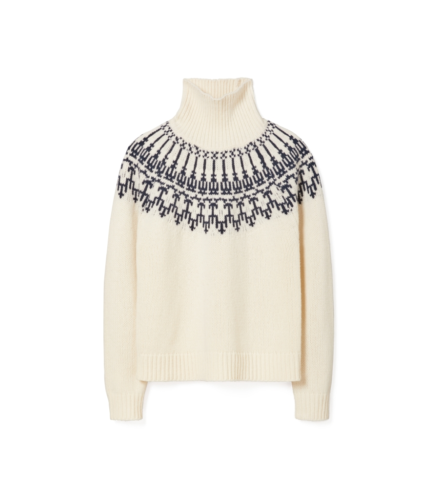 Christmas Gifts 2020 Cozy Sweater Tory Burch