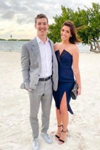 Walker Buehler and McKenzie Marcinek