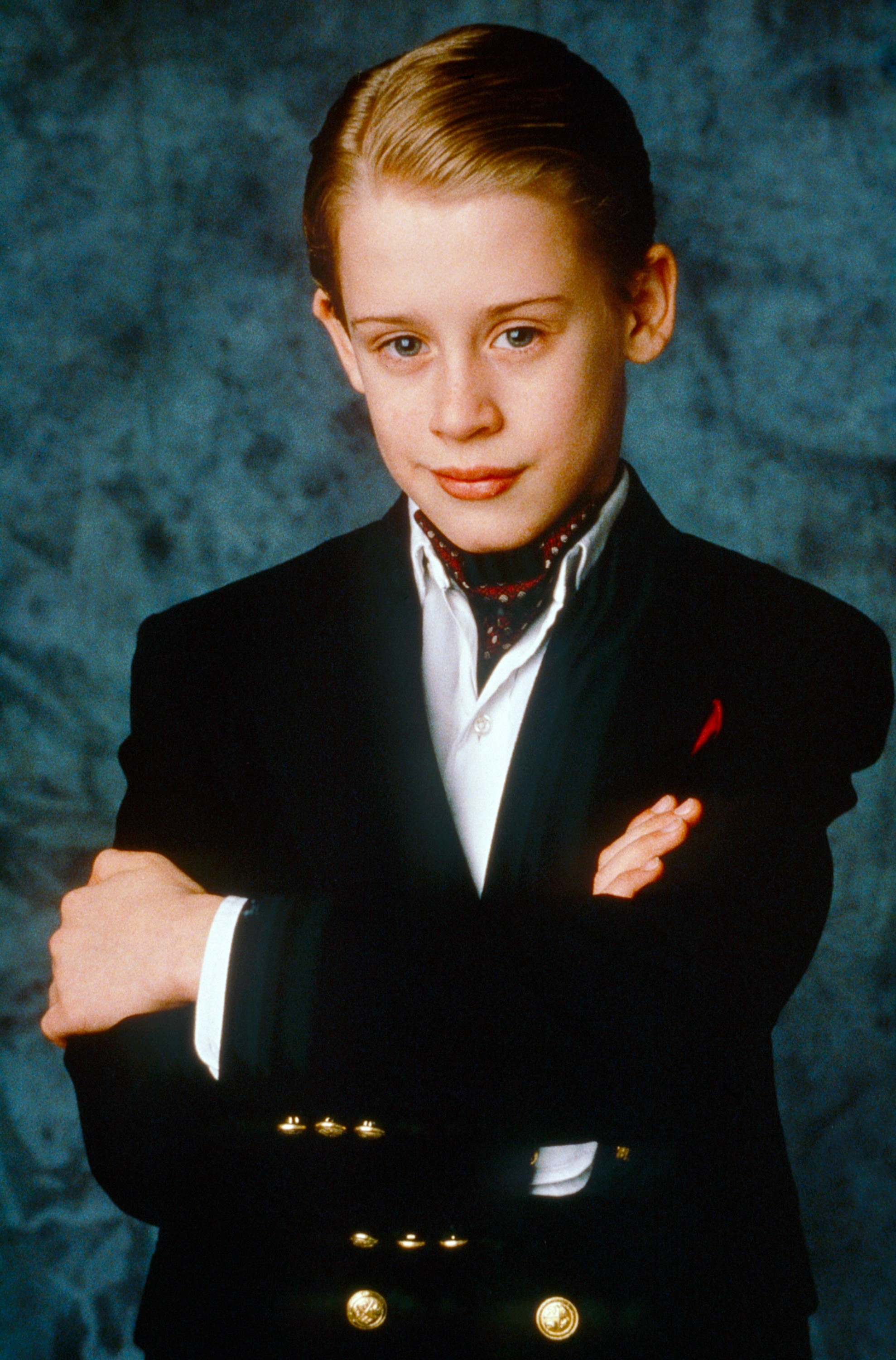 Macaulay Culkin in 'Richie Rich'. 1994