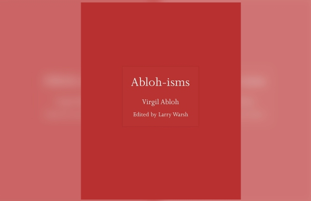 """Abloh-isms"" by Virgil Abloh."