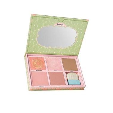 benefit cosmetics cheekleader palette