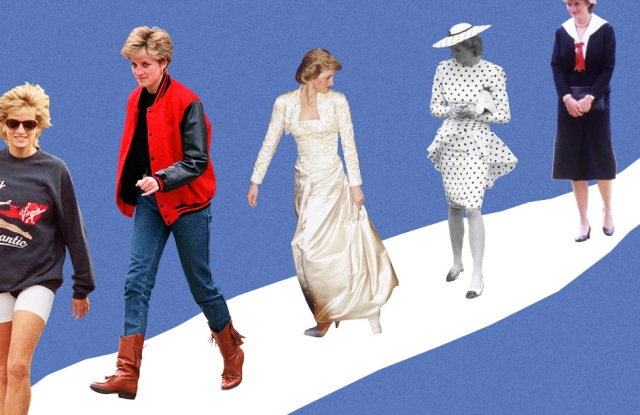 WWD Report Card: The Eternal Chic of Princess Diana