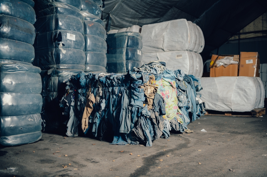 textiles, recycling, waste, fashion
