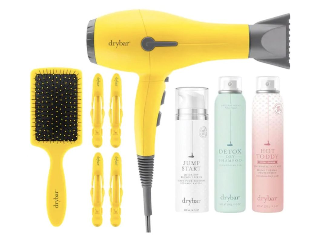 drybar the buttercup bundle