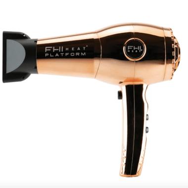 fhi heat rose gold hair dryer