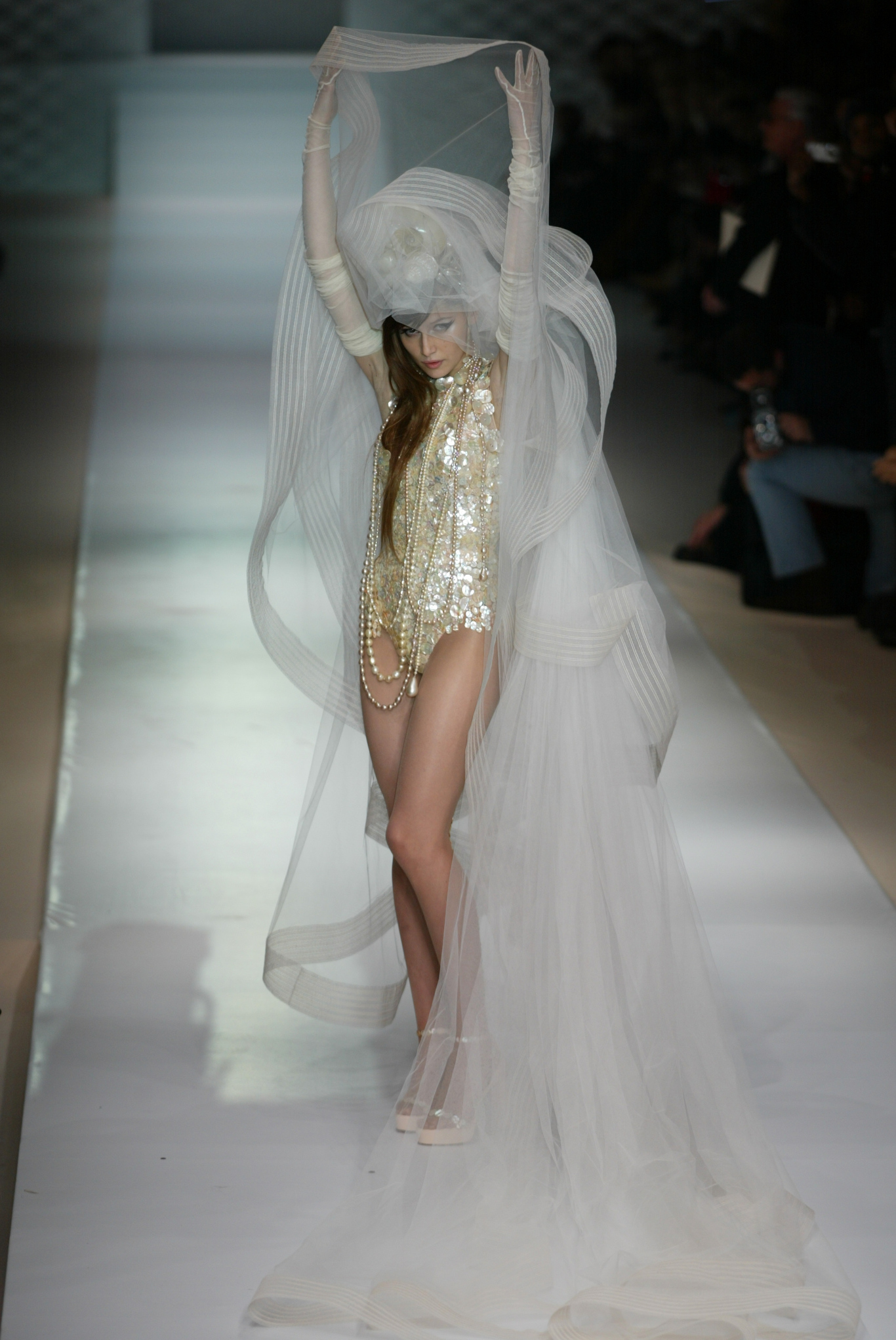 Exhibition of Jean Paul Gaultier Wedding Gowns Opening in Belgrade – WWD