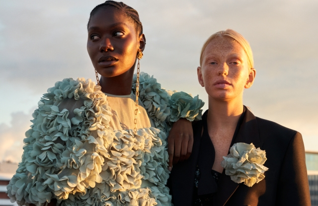 H&M's fall Conscious Exclusive collection.