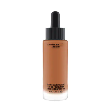 mac cosmetics waterweight foundation