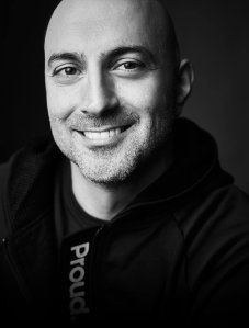 Ehsan Rezvan, founder of Proud
