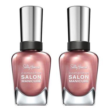 sally hansen nail polish duo