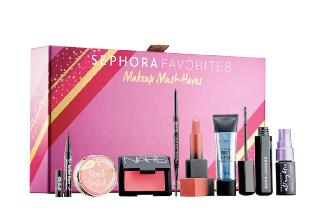 sephora favorites makeup musthaves set