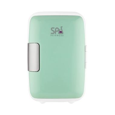 spa sciences skincare fridge