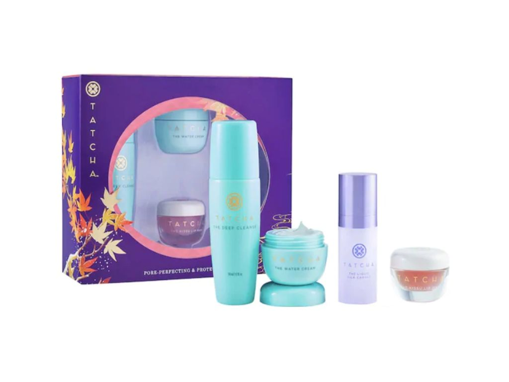 tatcha pore perfecting set
