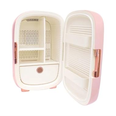 teami luxe skin care fridge