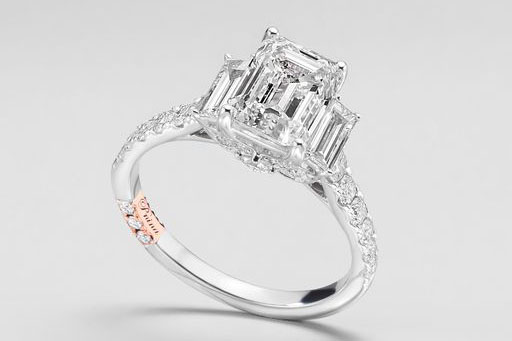 From the One by Pnina Tornai engagement ring collection.