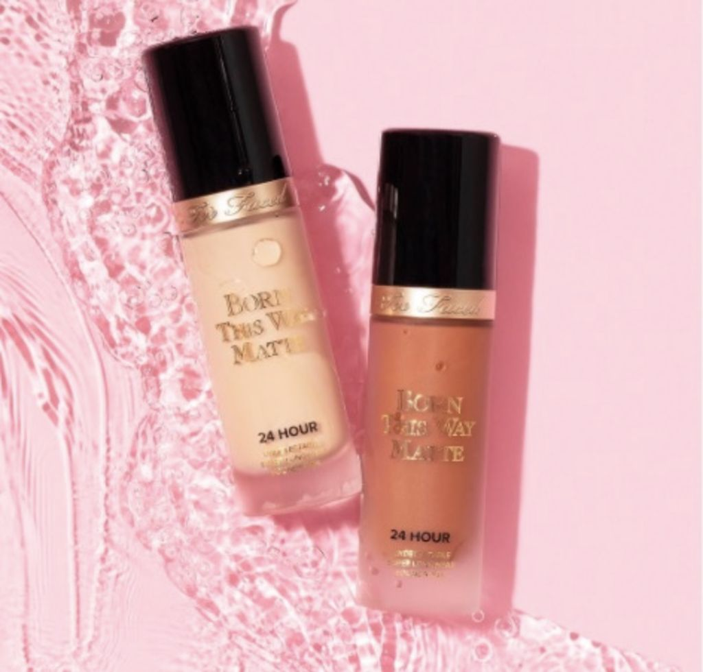 too faced better than sex foundation