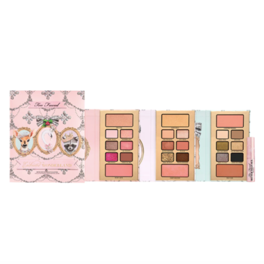 too faced enchanted wonderland makeup set