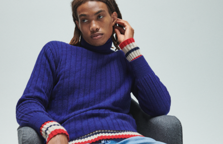 knitwear, sweaters, sustainability, french