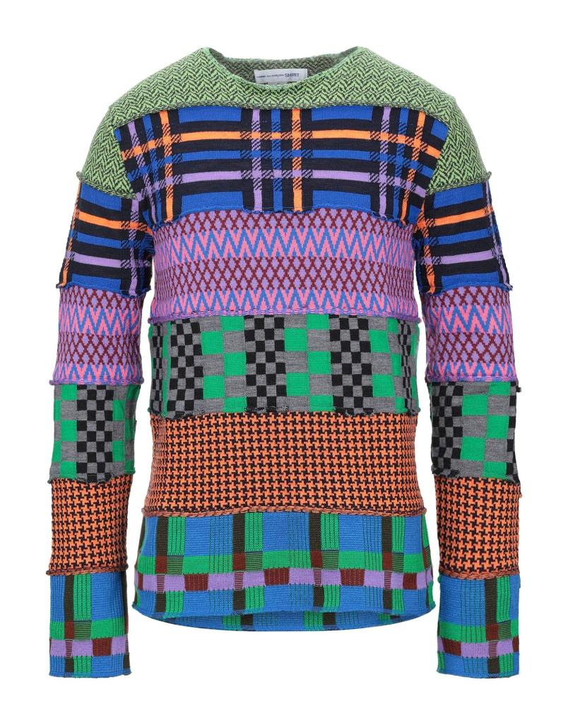 Comme Des Garçons Shirt Sweater