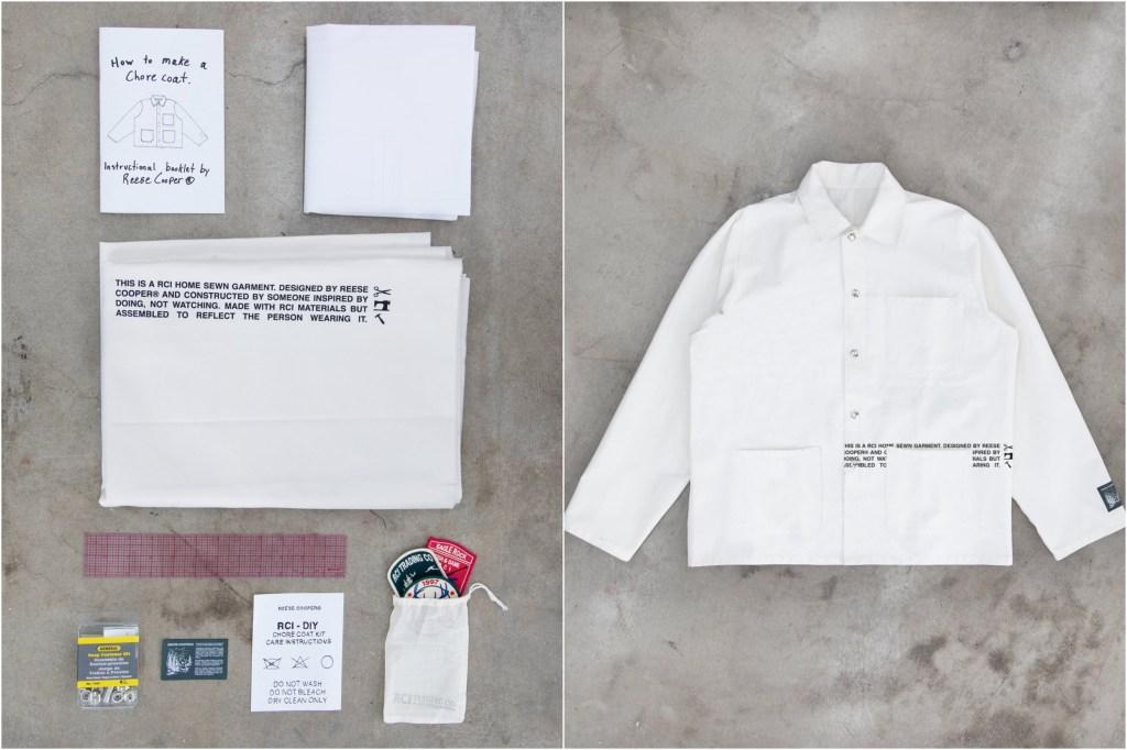 Christmas Gifts 2020 Reese Cooper RCI DIY-Kit