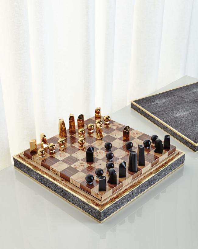 Christmas Gifts 2020 Aerin Chess Set