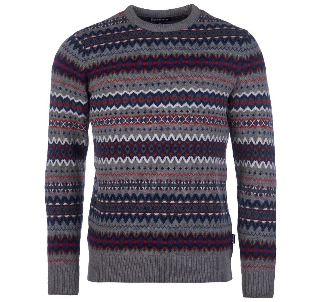 Barbour Fair Isle Sweater