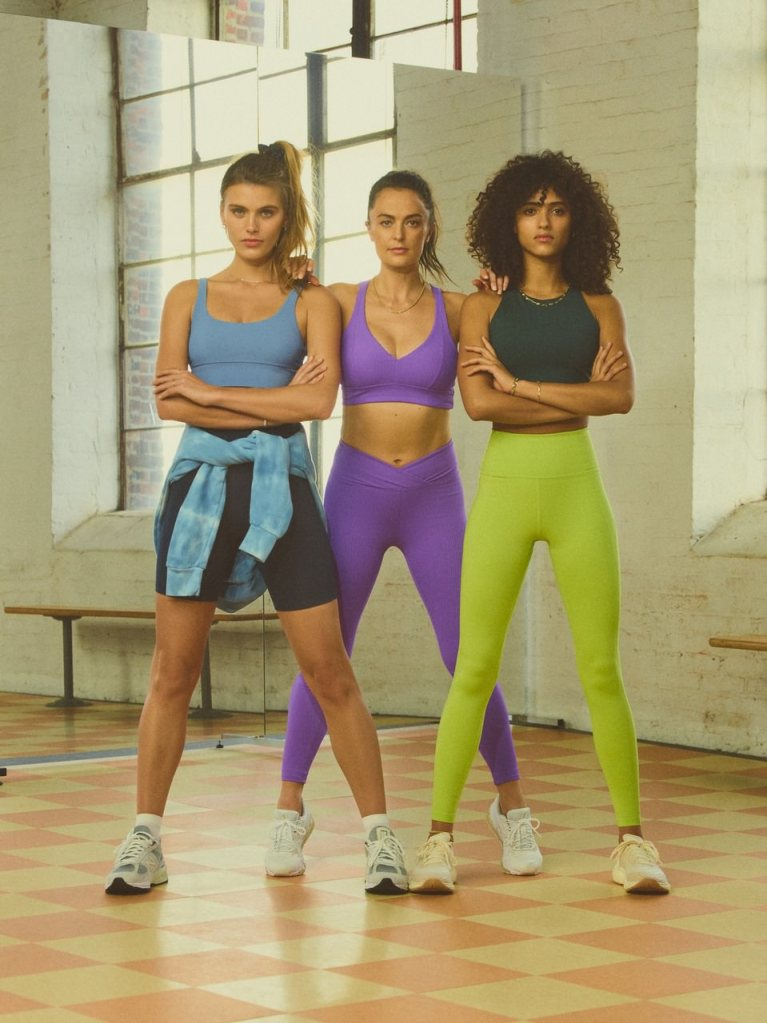 An image from Shopbop's 'Shopbop Moves' Campaign