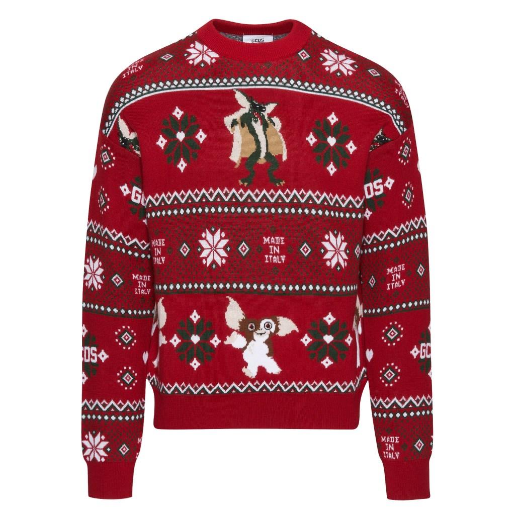 GCDS Gremlins Christmas Sweater
