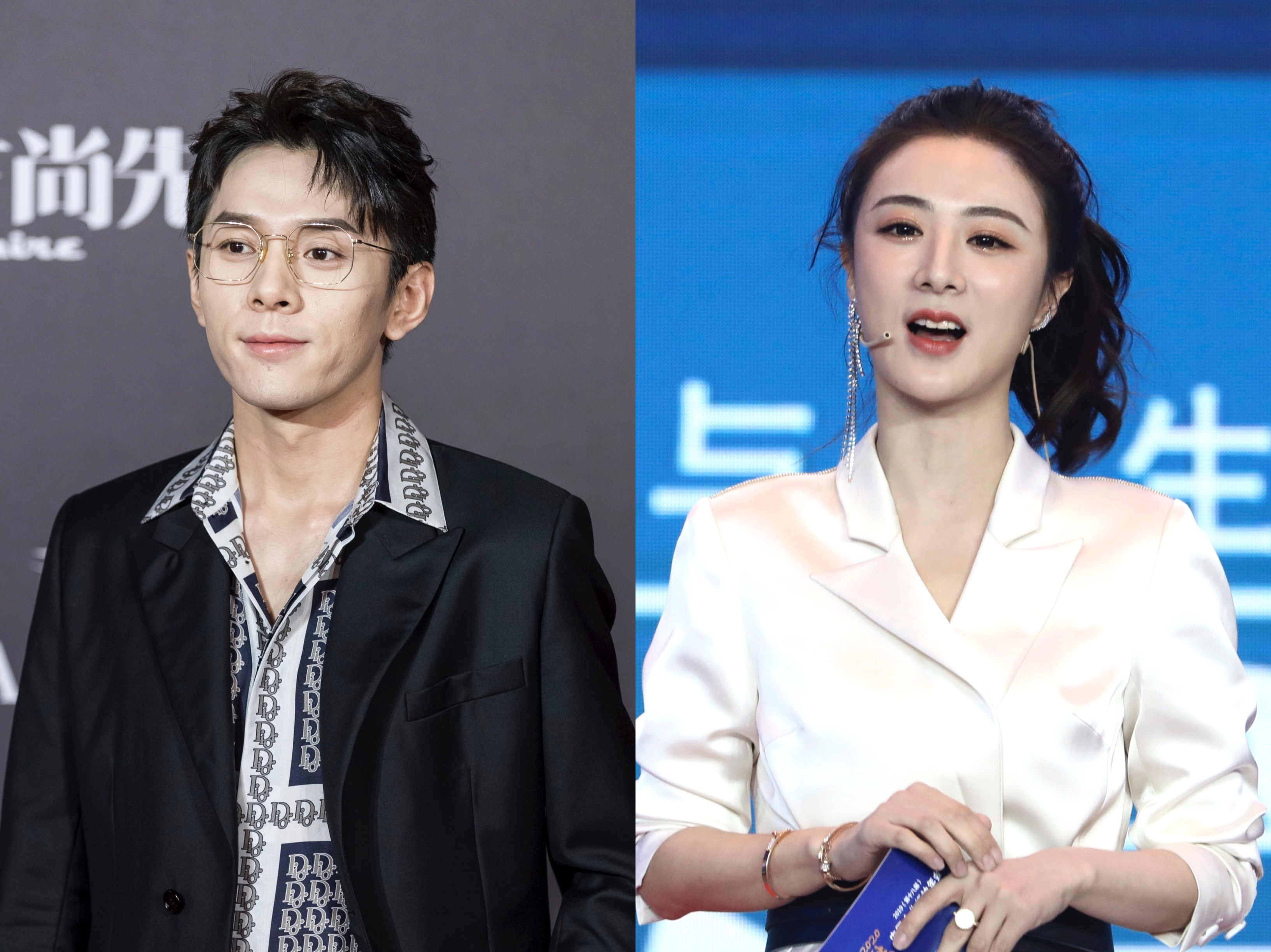 China's top livestreamer Austin Li and Viya