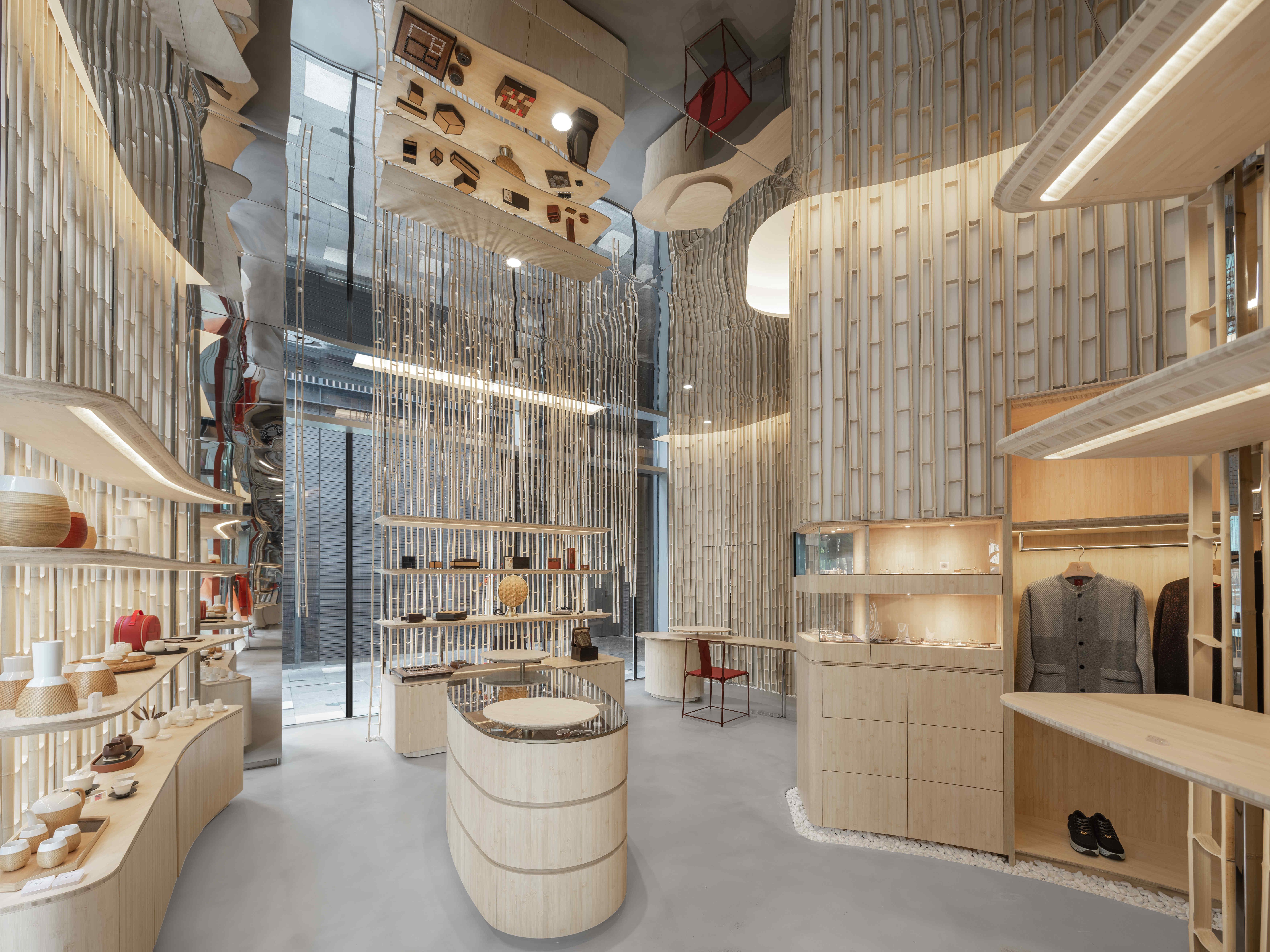 Shang Xia flagship store in Chengdu
