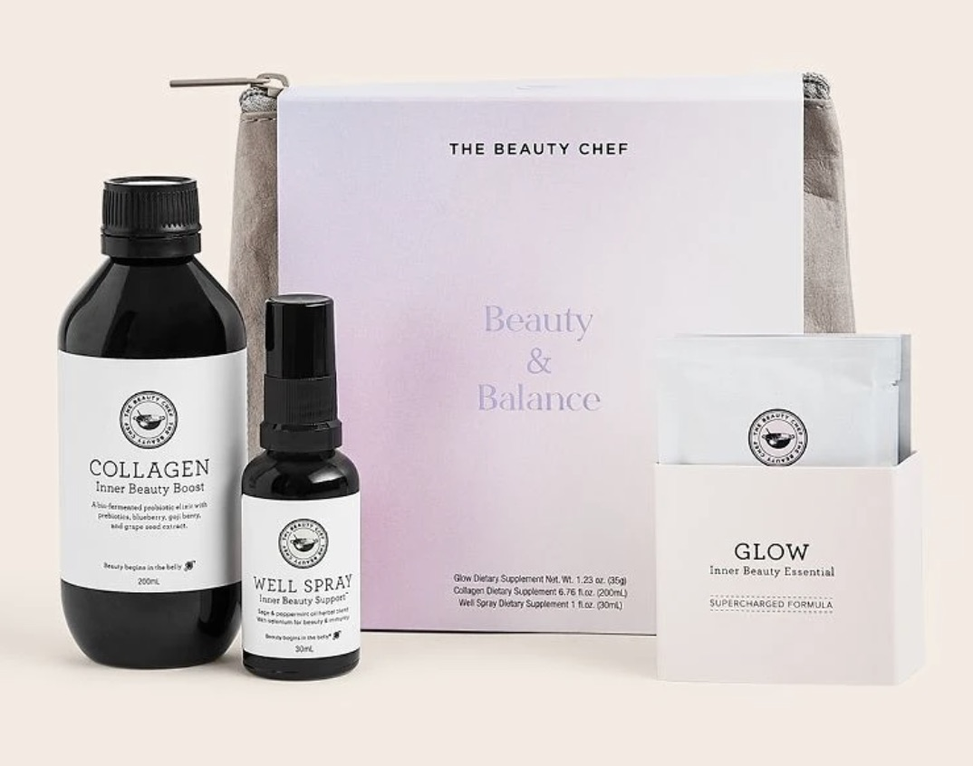 The Beauty Chef Beauty & Balance Kit
