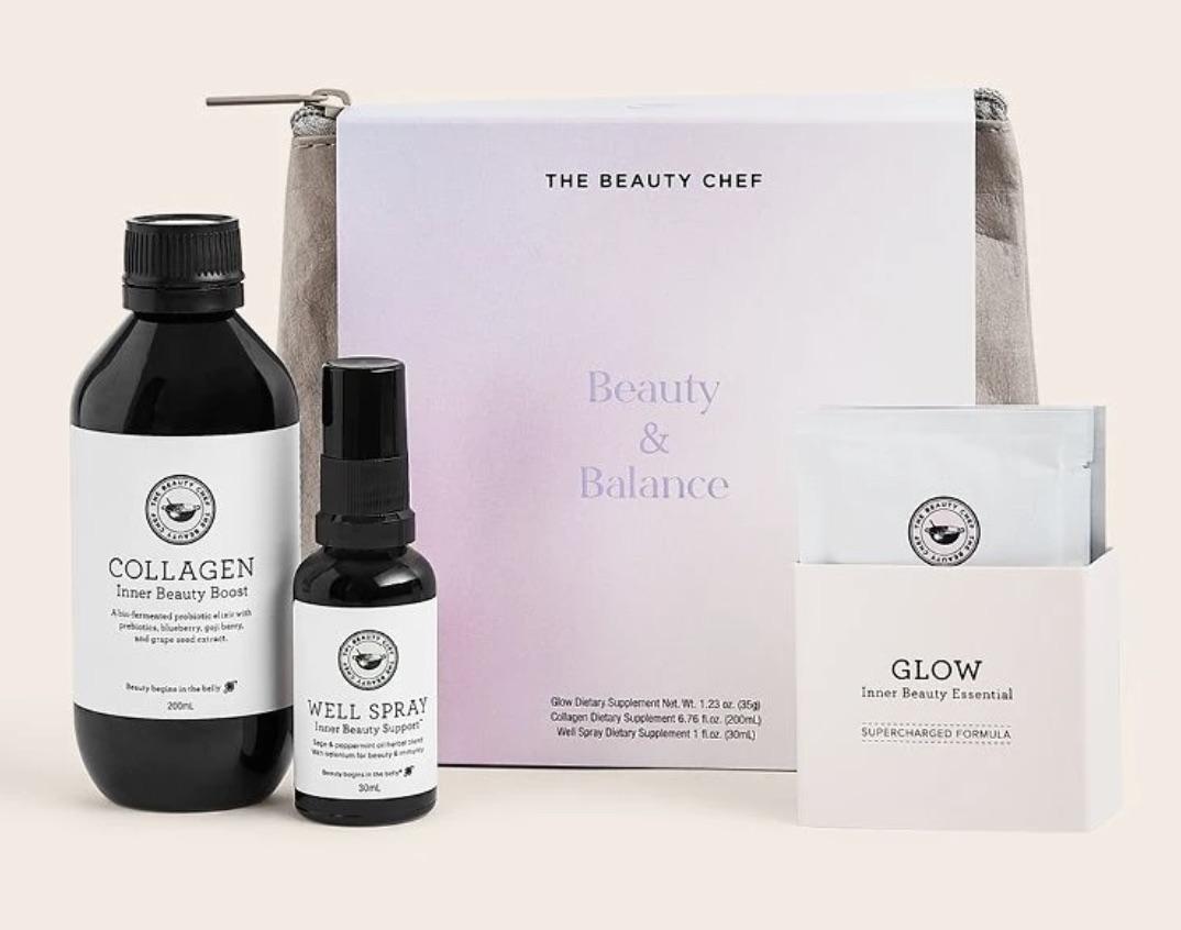 The Beauty Chef Beauty & Balance Kit
