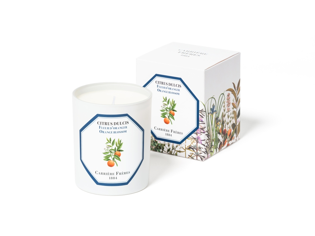 Christmas Gifts 2020 Carriere Freres Candle