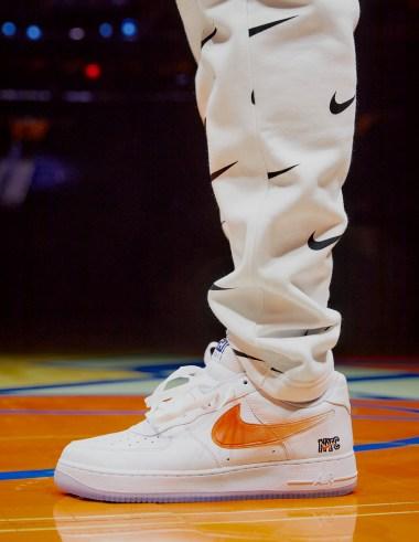 The Kith & Nike for New York Knicks capsule