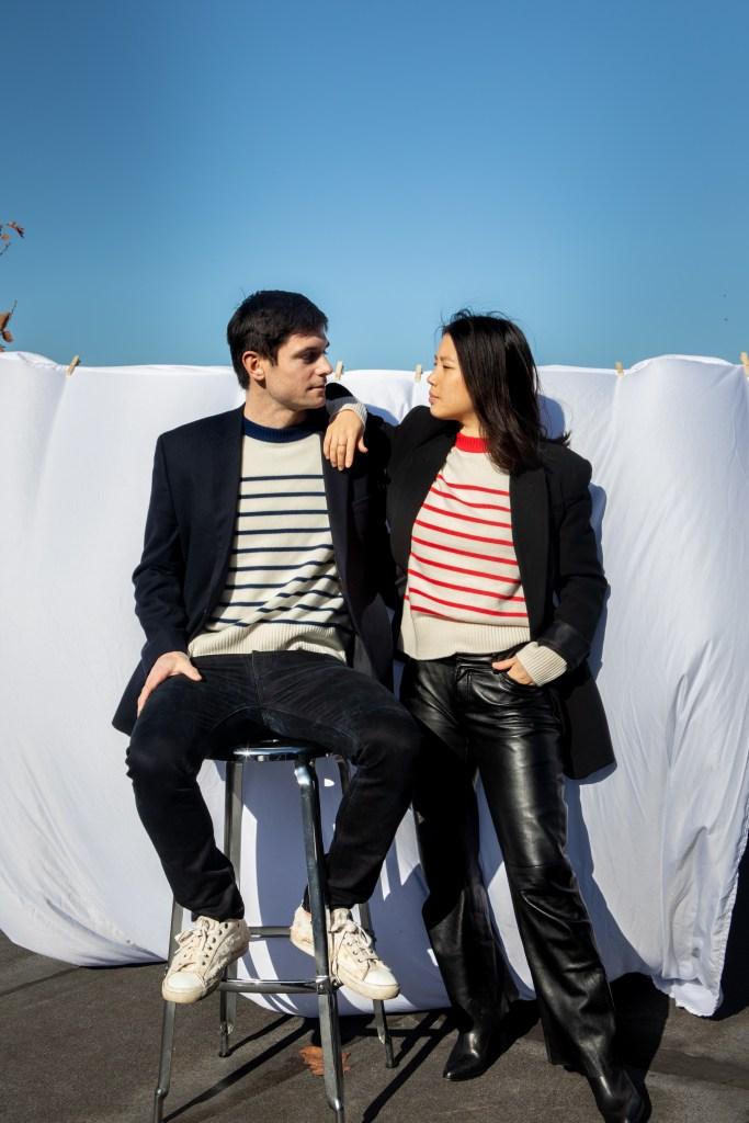 Christmas Gifts 2020 Public Habit x Sophia Li Unisex Sweater