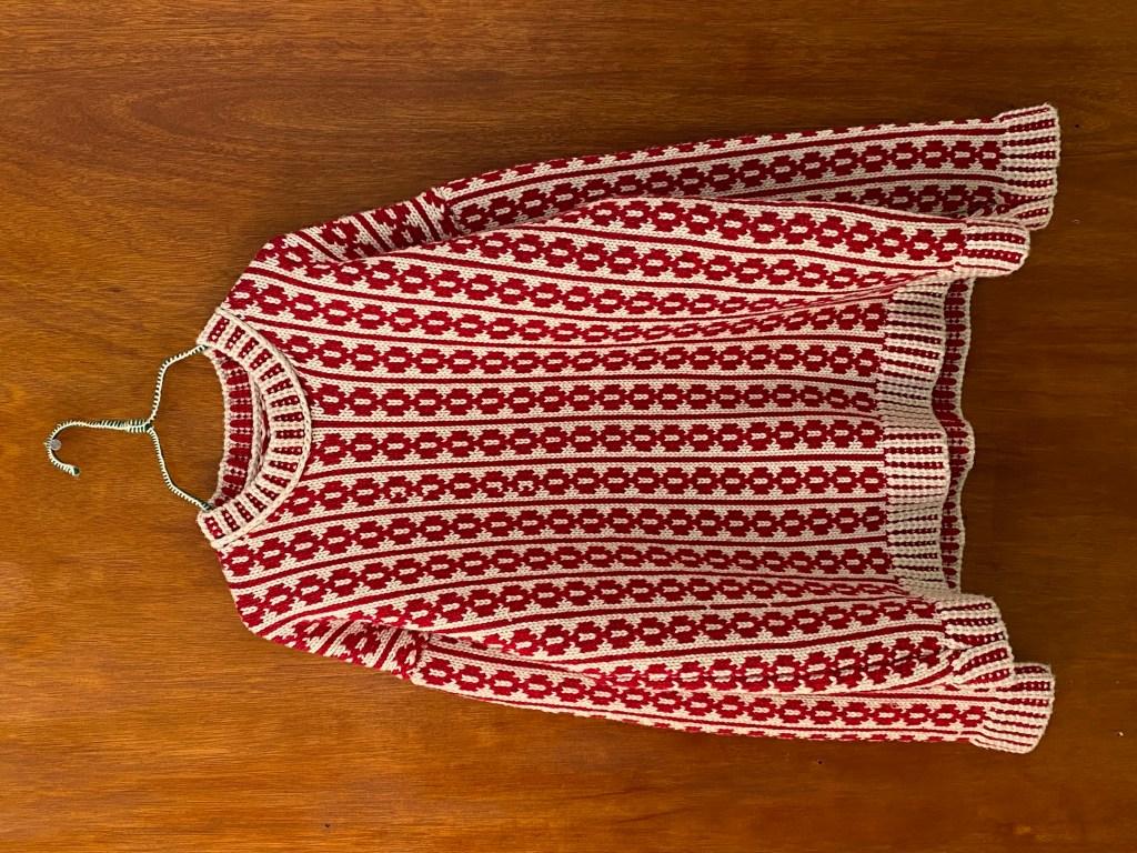 Bode Sweater