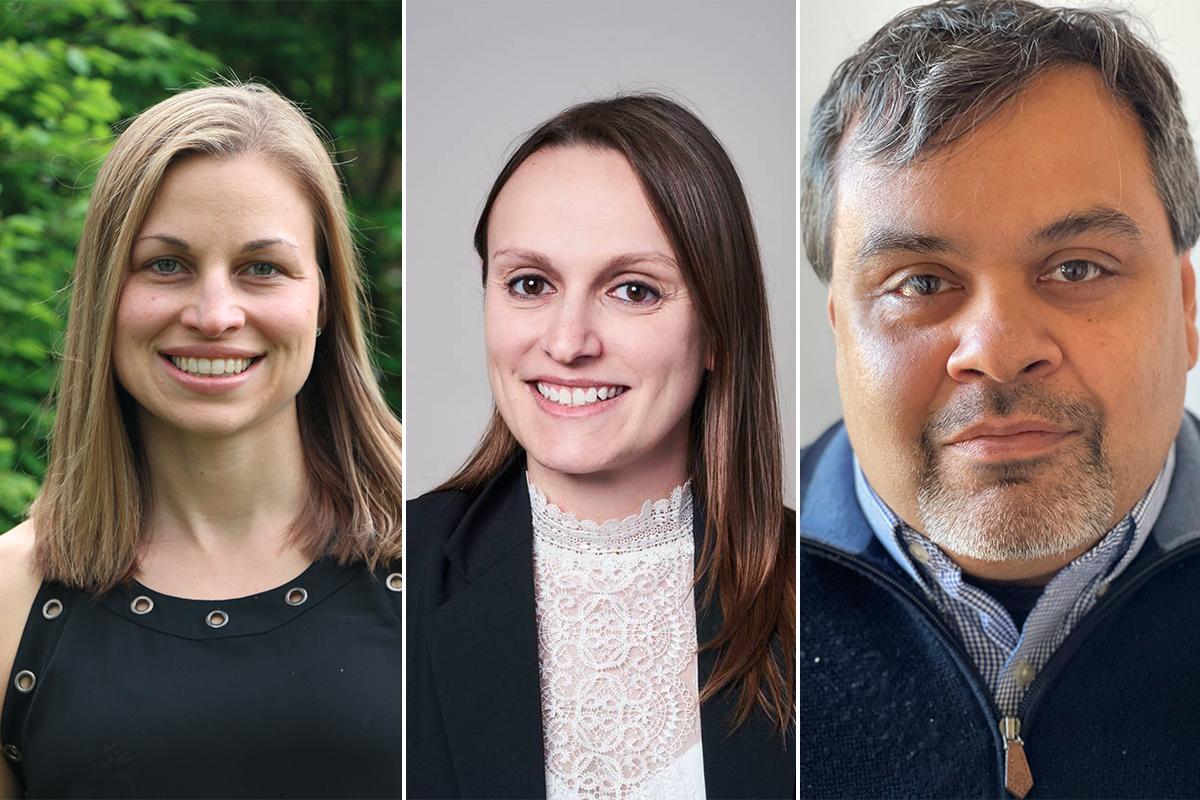 Katie Darling, Kate Nadolny, and Prashant Agrawal