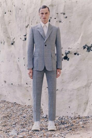 Alexander McQueen Men's Spring 2021