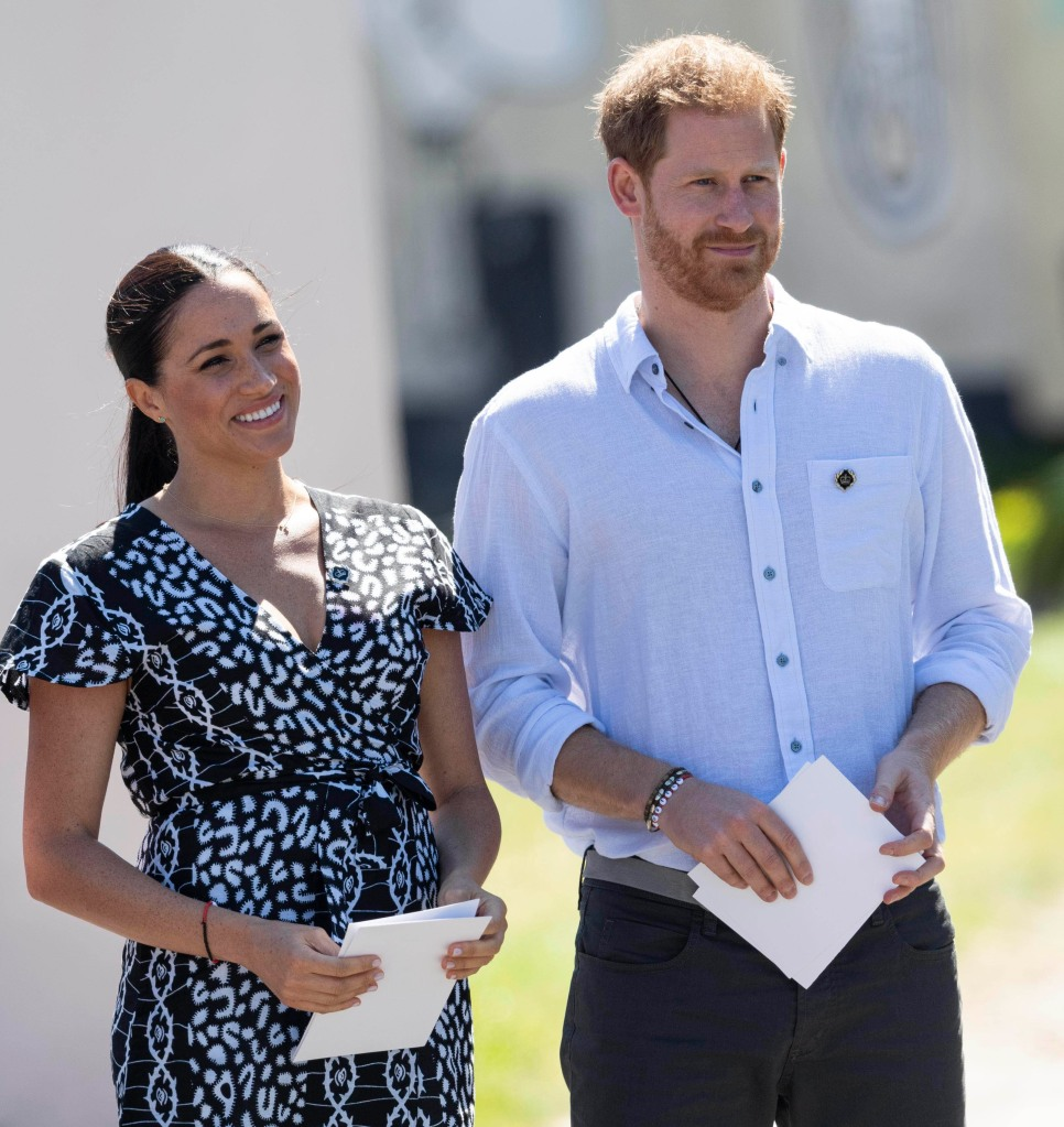 NOVEMBER 25th 2020: Meghan The Duchess of Sussex reveals that she was pregnant with her second child but suffered a miscarriage in July of 2020. - File Photo by: zz/KGC-178/STAR MAX/IPx 2019 9/23/19 Prince Harry The Duke of Sussex and Meghan The Duchess of Sussex visit Cape Town, South Africa.
