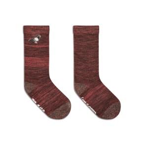 Allbirds x Staple socks.