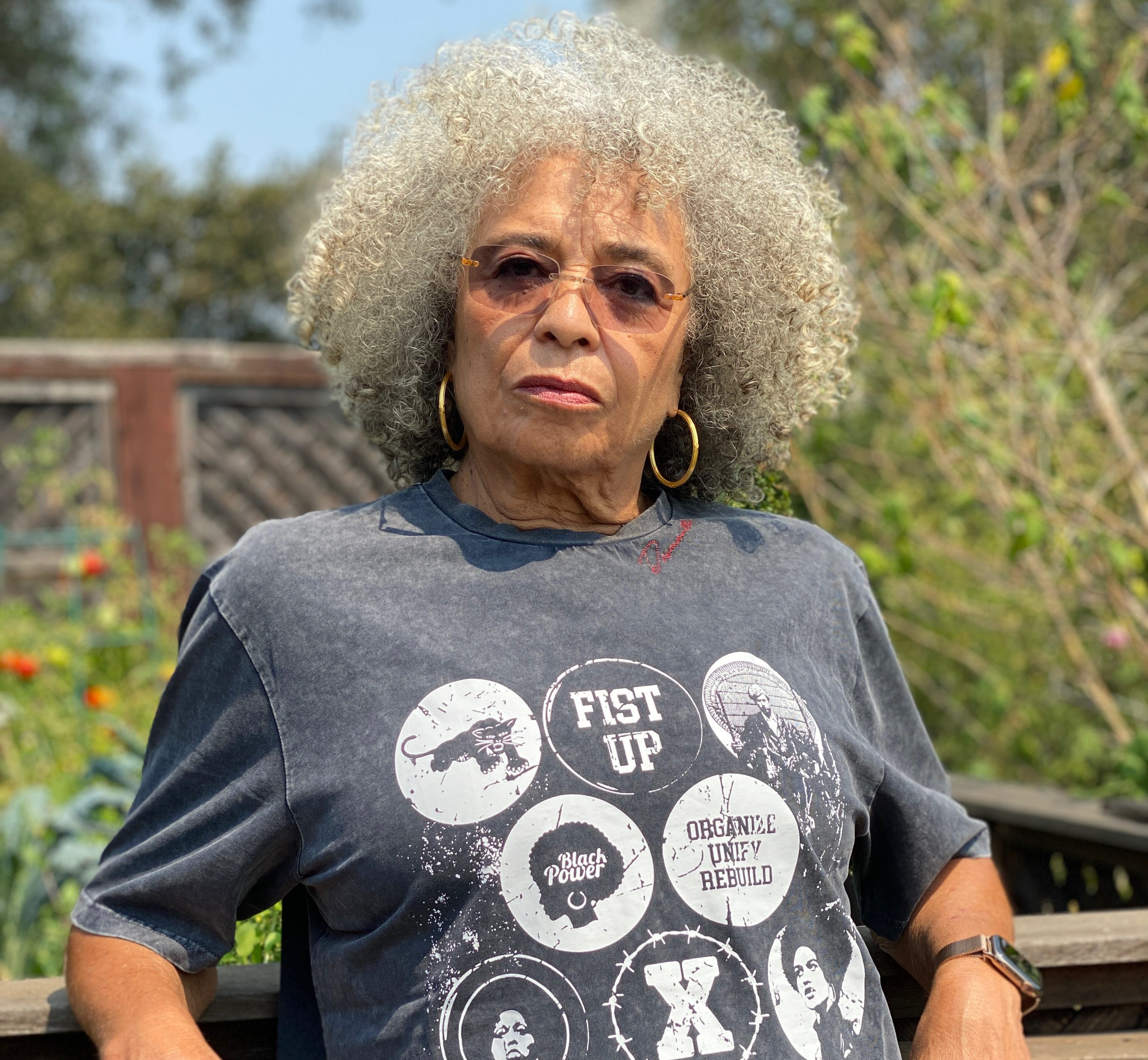 How Did Renowned LA Convince Angela Davis on a Collaboration? – WWD