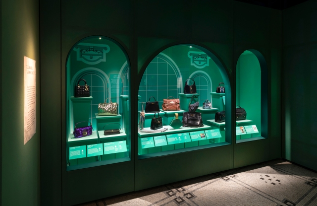 """Inside the """"Bags: Inside Out"""" exhibition at the V&A museum"""