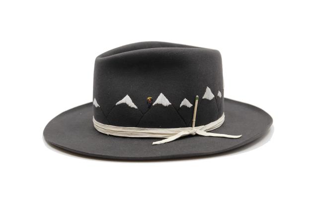 Nick Fouquet Aspen collection hat.