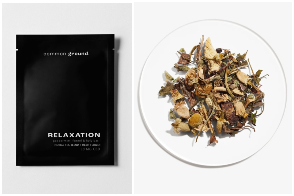 Christmas Gifts 2020 Common Ground Relaxation Tea